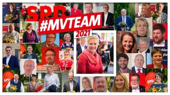 Landtagswahl SPD MV 2021
